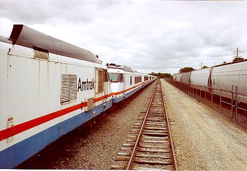 Amtrak Year-by-Year: 1970-1972 — Amtrak: History of America's Railroad