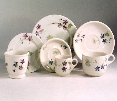 Bread plate 5.25\  diam. O.P. Co. Syracuse China pre 1920 NBS excellent. $35. Tall coffee cup and saucer cup is 2.75\  tall 1956; Saucer is 6\  diameter ... & The Rail Store/China A-L